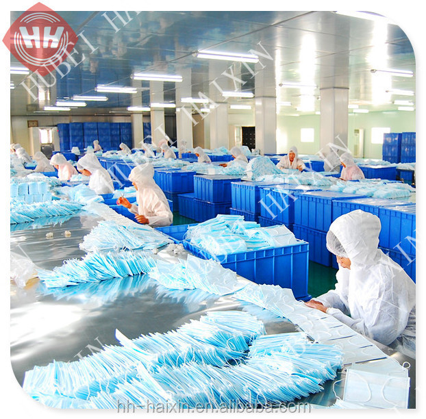 Food Safety Disposable Protective Head & Beard Cover