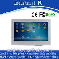 industrial mini computer with touch screen for windows XP /7/10 android