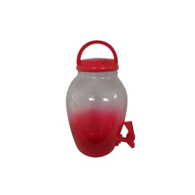 1 gallon Plastic bottle with tap
