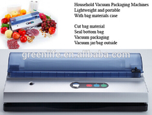 Household No Nozzle Vacuum Packing Machine DZ-320