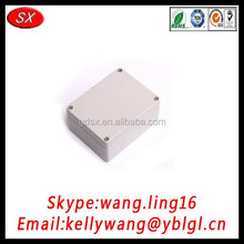 China custom OEM aluminum waterproof box, small square aliminum box, enclosure box