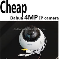 Newest 4MP Dahua Camera IPC-HDBW4421E(-AS) 4MP 120dB WDR IP67 IK10 IR Mini Dome Camera Support SD Card and Audio