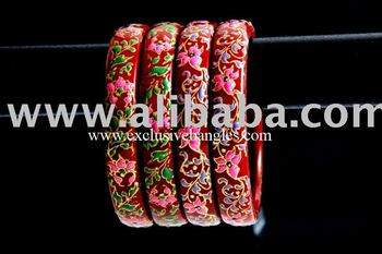 painted bangles