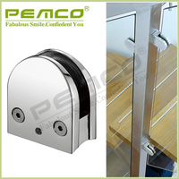 Low Price Customizing stainless steel 316 square and round 15mm zamak balustrade glass clamp