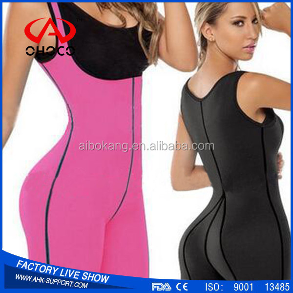 Amazon Ebay Top Sell Female Body Suit Lady's Full Body Shaper Wear Wholesale
