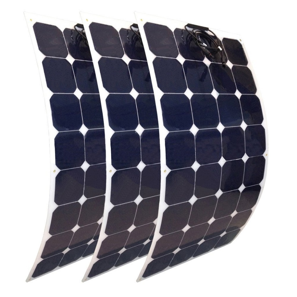 A grade amorphous silicon thin film flexible solar panel 100W manufacturer China