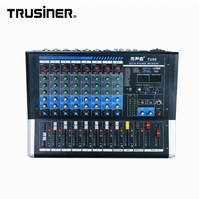 Top Quality Bar Professional Recording Mixer