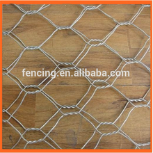 2016 Double Twisted Aluminum Hexagonal Mesh (ISO 9001 certification)
