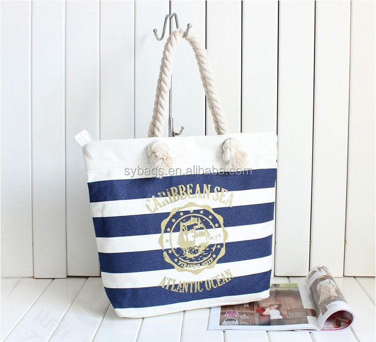 Heopono BSCI Certificated Factory Ladies Handbag Shopping Totes Heavy Fabric Durable Women 16oz Canvas Cotton Tote Bag
