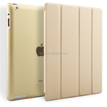 For iPad 2/3/4 Wallet Leather Smart Sleep Wake Stand Magnetic Smart Cover Hosing Case