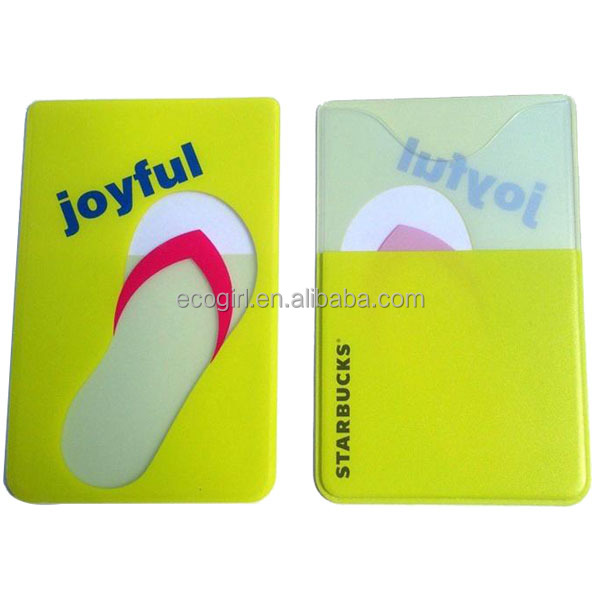 factory offer eco-friendly pvc busines card holder