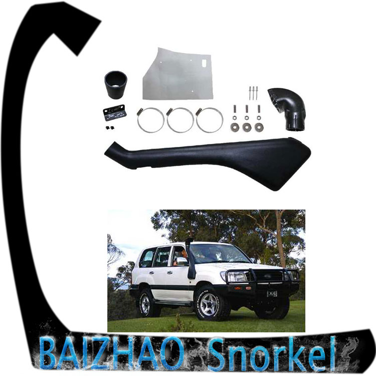 Toyota 100 series Land cruiser/Lexus LX470 accessories-4wd Snorkel Car Snorkel