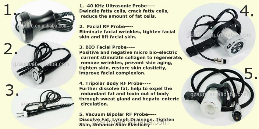ultrasonic lipolysis machine price