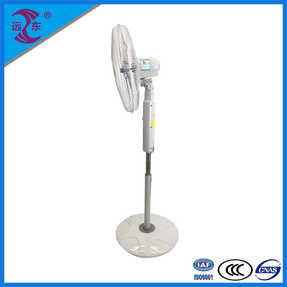 Professional production competitive price new design pedestal fan with air cooler