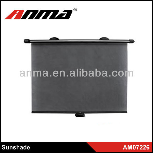 Shanghai ANMA Industry leads high quality front side car curtain sunshade in China