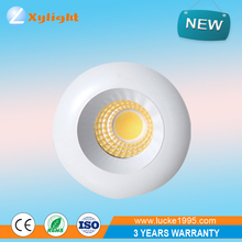 2017 kitchen cabinet light 3W mini led downlight recessed ceiling flashlight
