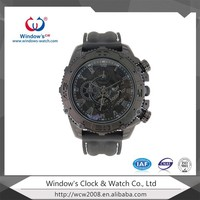 2014 New Unique Watches Men automatic watch movement