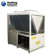 High efficiency air cooled chiller
