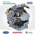 New 05K-24 05G-41 Carrier Marine Compressor, Carrier Compressor 05G for Trailer Refrigeration & Bus Rail Air Conditioning