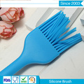 popular product Non-stick easy to clean kitchen silicone BBQ Oil brush