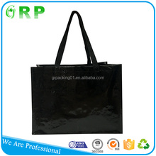 Free sample environmental friendly strong handle pp woven tire tote bag