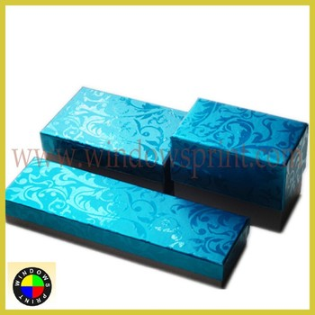 Luxury jewelry paper box,jewelry paper box manufacture
