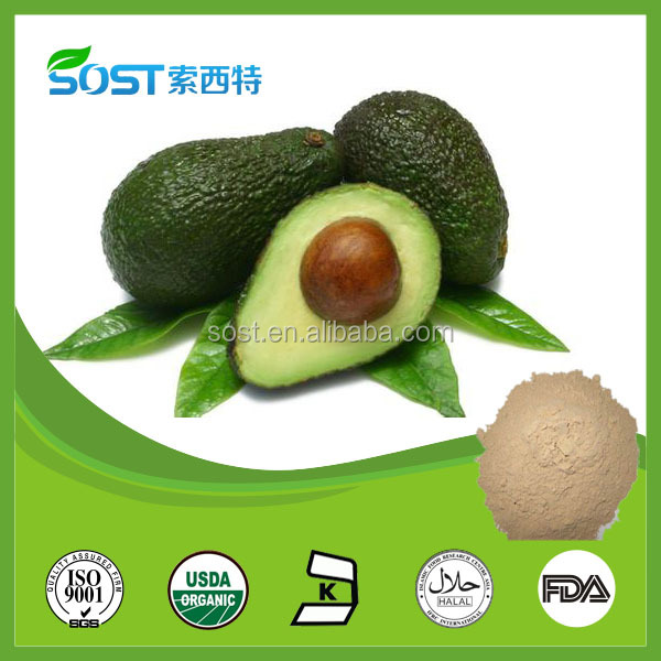 100 Percent Natural And Pure Avocado Extract Powder