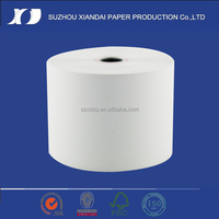 high quality pos thermal and bond paper roll 76mm