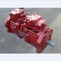 JCB hydraulic piston pump for K3V series hydraulic ram pumps for sale