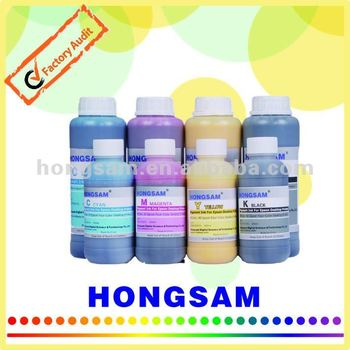 Waterbaesd pigment ink suit for Epson R270/390/230/1390/1400/t50etc