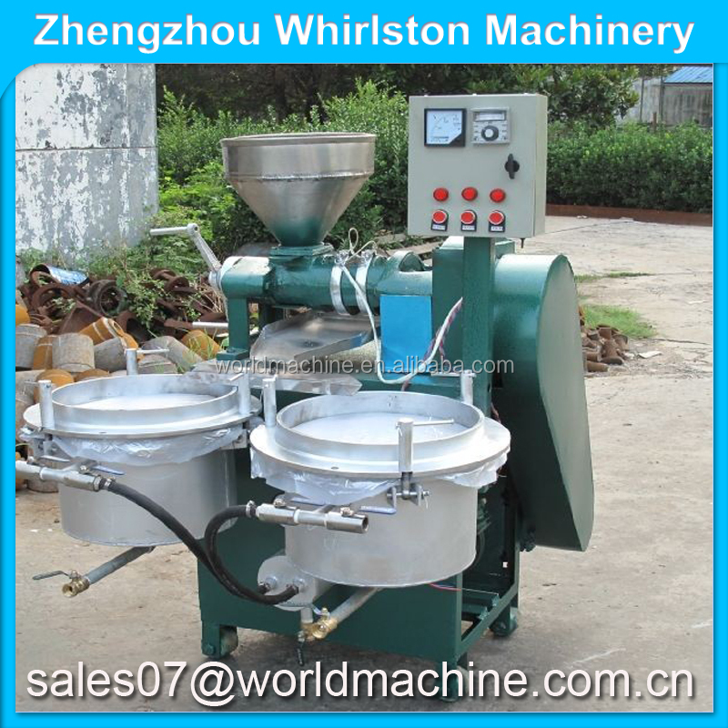 Whirlston Manufacture Supply Hydraulic olive oil press machine/Oil Expeller/Oil Extruder