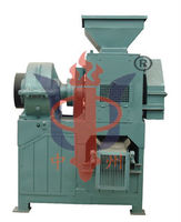 Briquette Press Machine Price/Charcoal and Coal Ball Briquette Machine