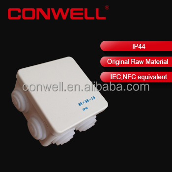 waterproof plastic enclosure box instrumented case system