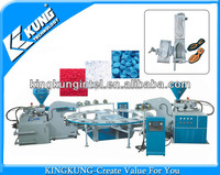 KK-HJ 6220A Double color PVC/TPR sole injection machine,shoe sole mould making machines