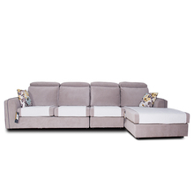 low price classic living room furniture modern l shaped sofa set
