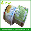 Customized Food Product Label Sticker On