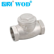 Made In China Competitive Price titan non return valve stainless steel swing check valve