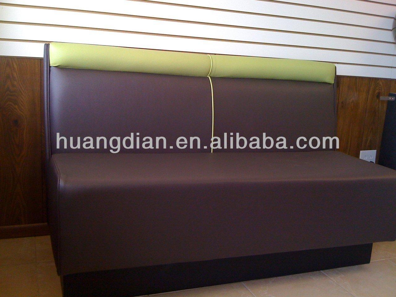 Modern restaurant banquette seating furniture set design for sale ...