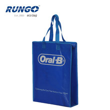 Factory Price Promotional Non Woven Shopping Bag,Shopping Bag With Zipper