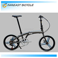 Factory wholesale 20-inch aluminum alloy frame folding bike fashion students men and women specials cycling