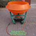 2015 New type farmer use tractor fertilizer granular machine