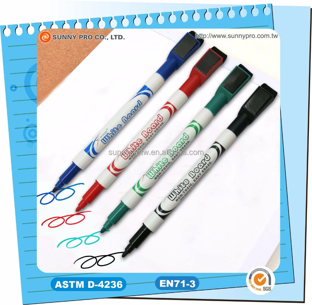 School Alcohol based magnetic White Board Marker