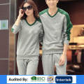 Hot sell fashion sport sweater suit/lastest design for men and women