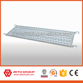 Aluminum scaffolding plank used aluminum planks for sale