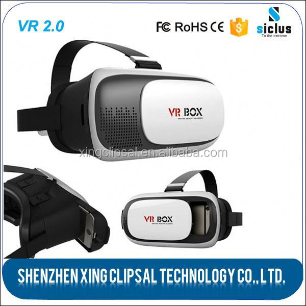 2.0 Google Cardboard, 3d Video Glasses For Normal Tv Xnxx, Vr Google