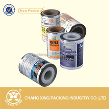 FDA/SGS/ASTM/EEC food standard plastic aluminium foil laminated packaging film roll