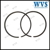 For Digger Hydraulic Cylinder Seal Kits Stainless Steel Ring