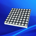 Bi-color led 5mm 8x8 dot matrix display, 60.2x60.2 matrix bi-color led matrix