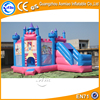 Comercial inflatable princess bouncy castle bouncing castle inflatable bounce