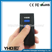 China YHDAA Portable Mini CCD Barcode Scanner Bluetooth